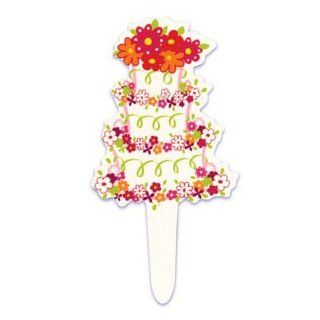 12 ~ Wedding Cake Picks ~ Designer Cupcake Toppers ~ LOOK!!!: Everything Else