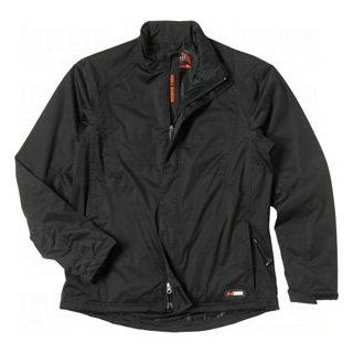 Mobile Warming Mens Rain Gear Heated Jackets: Clothing