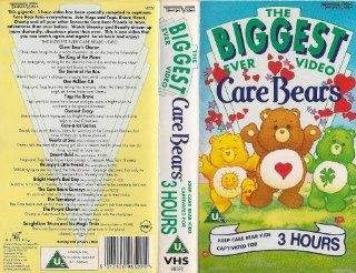 The Care Bears [VHS]: Dan Hennessey, Bob Dermer, Luba Goy, Melleny Brown, Billie Mae Richards, Pauline Rennie, John Stocker, Chris Wiggins, Jim Henshaw, Sunny Besen Thrasher, Don Francks, Tracey Moore: Movies & TV