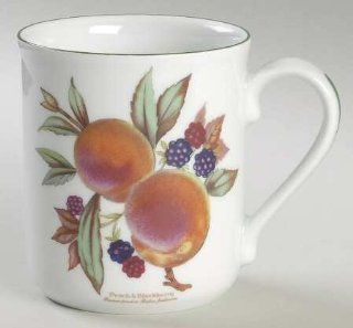 Royal Worcester Evesham Vale Collector Mug, Fine China Dinnerware: Kitchen & Dining
