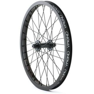 Cinema Tungsten Front BMX Wheel   Female