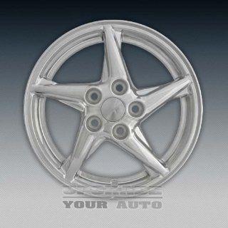 1999 2003 Pontiac Grand Prix 16X6.5 Factory Replacement Sparkle Silver Wheel Automotive