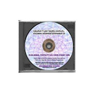 BMV Quantum Subliminal CD Have a Baby Girl: Female Baby Gender Selection Aid (Ultrasonic Fertility Series): Music