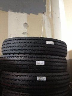 Brand New Forerunner 7.00 15 St7.00r15 Trailer Tire 10 Ply 10pr 15 Inch St7.00 15 109/105e Load Range E: Automotive