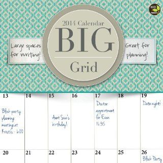 2011 Amy Knapp's Big Grid Family Organizer wall calendar: The essential organization and communication tool for the entire family: Amy Knapp: 9781402242540: Books