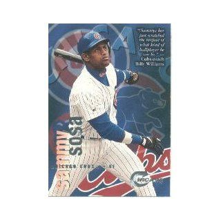 1996 Circa #112 Sammy Sosa: Sports Collectibles