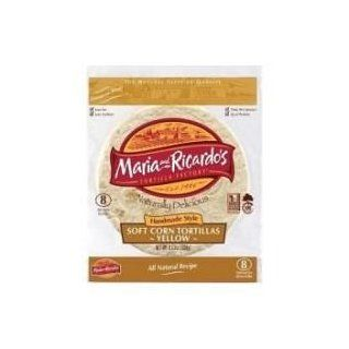 Maria and Ricardos Soft Corn Tortilla, 6 inch    112 per case.: Industrial & Scientific