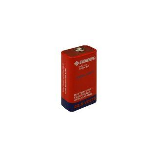 Eveready 412 Carbon Zinc 22.5V Battery NEDA 215, 15F20, BLR122: Everything Else