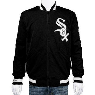 Chicago White Sox Authentic 1991 BP Jacket by Mitchell & Ness: Sports & Outdoors
