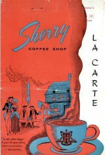 Sherry Biltmore Hotel Coffee Shop Menus Boston Massachusetts 1956: Everything Else
