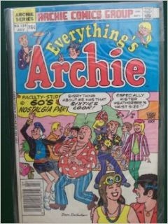 Everything's Archie No. 124 (Archie Series, No. 124): Dan DeCarlo: Books