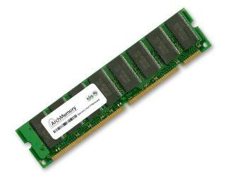 512 MB 133 MHZ SDRAM PC133 168 pin Low Profile Non ECC CL3 Desktop Memory interchangeable w/ KVR133X64C3L/512 by Arch Memory: Computers & Accessories
