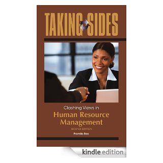 Taking Sides Clashing Views in Human Resource Management, 2nd edition eBook Pramila Rao Kindle Store
