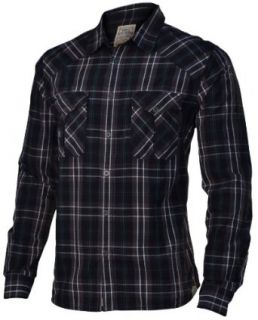 True Religion Brand Jeans Men's Western Plaid Shirt Black $132.00 at  Men�s Clothing store