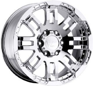 "Vision Warrior 375 Chrome Rear Wheel (17x8.5""/5x139.7mm) Automotive"