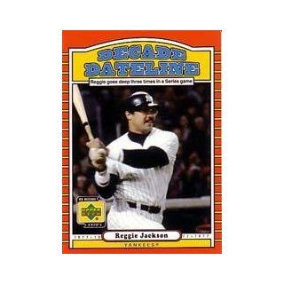 2001 Upper Deck Decade 1970's #133 Reggie Jackson DD: Sports Collectibles