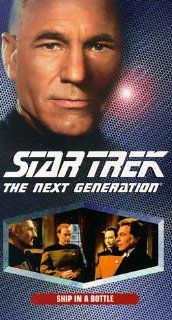 Star Trek   The Next Generation, Episode 138: Ship in a Bottle [VHS]: LeVar Burton, Gates McFadden, Gabrielle Beaumont, Robert Becker, Cliff Bole, Timothy Bond, David Carson, Chip Chalmers, Richard Compton, Robert Iscove, Winrich Kolbe, Peter Lauritson, Ro