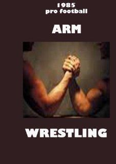 1985 Pro Football Arm Wrestling: Movies & TV