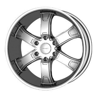 "KMC Wheels Brodie KM6712 Chrome Finish Wheel (26x10""/6x139.7mm): Automotive"