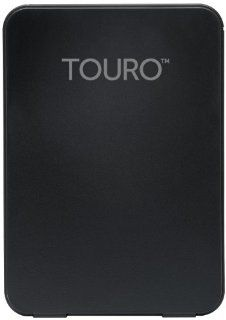 HGST Touro Desk 2TB USB 3.0 Desktop External Hard Drive Black (0S03394): Computers & Accessories