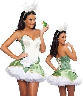 Magic Kiss Princess Costume: Toys & Games