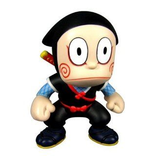 Vinyl Collectible Dolls Ninja Hattori kun Old Comic Ver. (japan import): Toys & Games