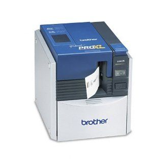 Brother PT9500PC P touch Desktop Label Maker : Label Printer : Office Products