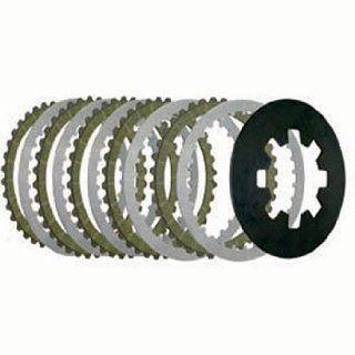 Belt Drives Ltd. BTXP 12 High Performance Extra Clutch Plate Kit For Harley Davidson Big Twin & XL Automotive