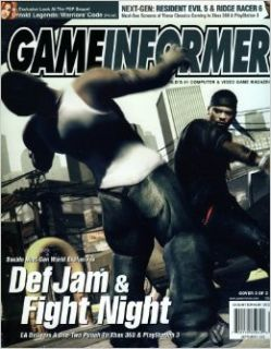 Game Informer Magazine   September 2005   Issue 149: Andrew McNamara: Books