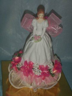 Mis Quince Sweet 15 Sweet 16 Cake Top or Centerpiece Hot Pink: Everything Else