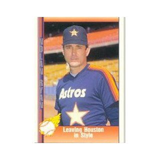 1992 Pacific Ryan Texas Express II #158 Nolan Ryan/Leaving Houston in Style: Sports Collectibles