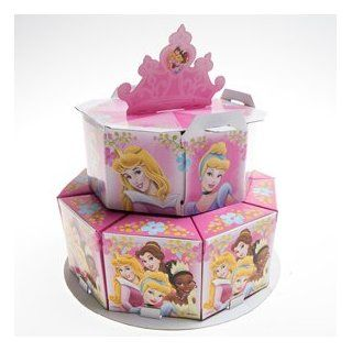 Disney Princess Favor Box Centerpiece: Toys & Games