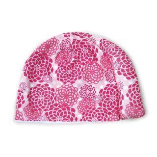 Tortle Repositioning Beanie   FDA cleared to Prevent and Treat Flat Head Syndrome   Sweet Pink Flowers   SM: Baby