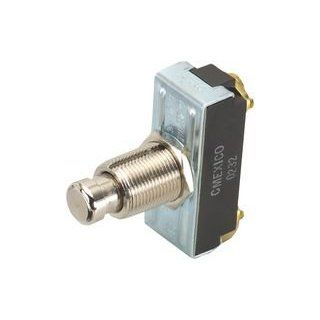 CARLING TECHNOLOGIES   170   SWITCH, PUSHBUTTON, SPST, 15A, 250V: Electronic Component Pushbutton Switches: Industrial & Scientific