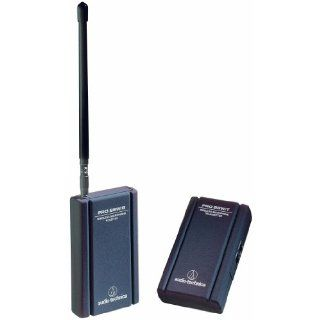 Audio Technica PRO 88W Wireless Microphone System (171.045 and 171.845 MHz) (Discontinued by Manufacturer) Electronics