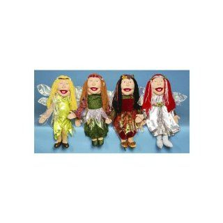 Summer Fairie Deluxe Full Body Puppet Toys & Games