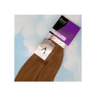 "Indian Remy Remi Human Hair Extension Weave By Sensual 18"" Color #30 Honey Blonde: Beauty"