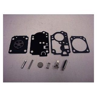 RB 168 Genuine Zama Carburetor Repair Kit for Poulan Weedeater 33cc Trimmer  Other Products