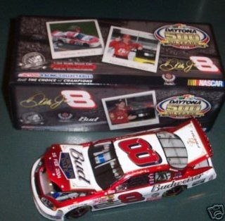 Special Edition Liquid Color Only 2400 Made Dale Earnhardt Jr #8 Daytona 500 15 February 2004 Budweiser Monte Carlo Born ON Date Win Raced Version 1/24 Scale Action Racing Collectables Limited Edition car Toys & Games