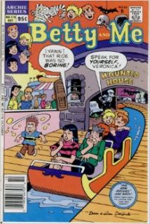 Betty and Me No. 179 (Archie Series, No. 179): Dan & Jim DeCarlo: Books