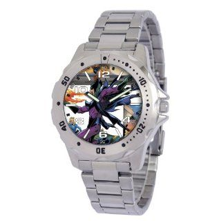 Marvel Comics Men's MA0710 D179 Bracelet Marvel 'Mister Elixir' Defender Watch: Watches