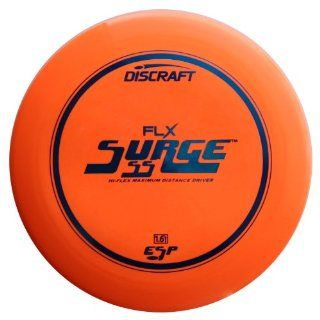 Discraft Surge SS ESP FLX Golf Disc : Disc Golf Drivers : Sports & Outdoors