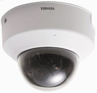 Toshiba IK WD01A IP/Network Mini dome Camera, PoE, 640x480, 2 4mm Lens : Security Camera : Camera & Photo