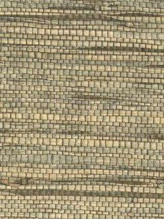 Grey 63 54700 Horizontal Grasscloth Wallpaper: Home Improvement