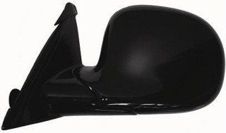 QP C183B e Chevy GMC S15 S 15 Sonoma Unpainted Power Driver Mirror: Automotive