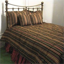 Discount Comforter Sets   Cheap Comforter Sets   Discount Bedding   Mateo Stripe Black Queen Comforter Set By Ellis Final Sale