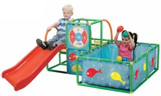 Active Play Gym Set   Outdoor Equipment