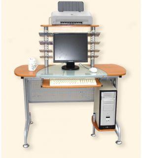 International Caravan Homeport Computer Desk   Elementary Desks