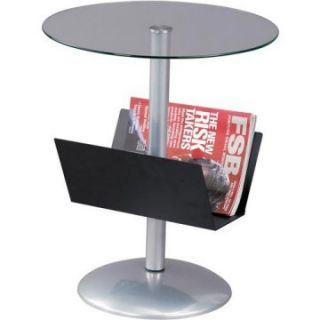 Adesso Sutton Magazine Table   Home Magazine Racks