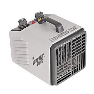 Comfort Zone CZ707 1500 Watt Personal Portable Heater   Portable Heaters
